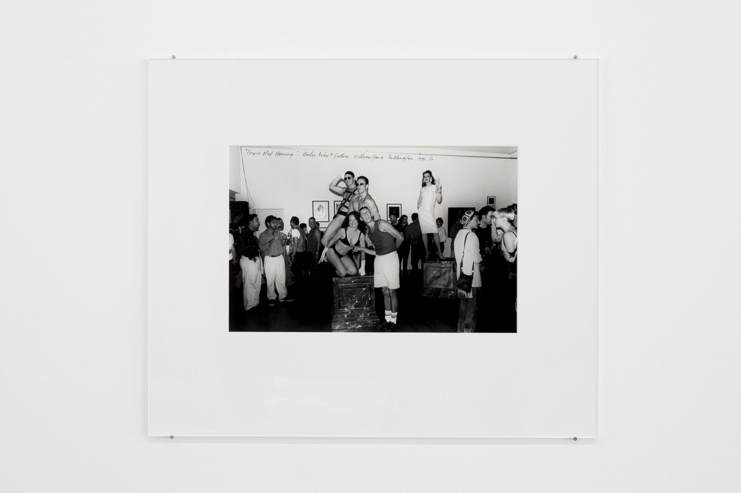 """Erwin Olaf Opening"" Roslyn Oxley 9 Gallery"